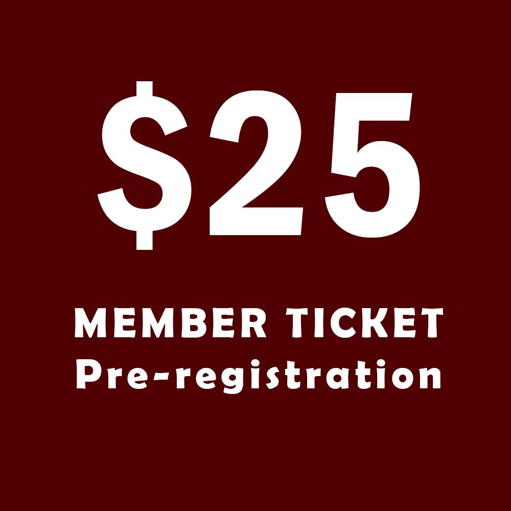$25 Ticket