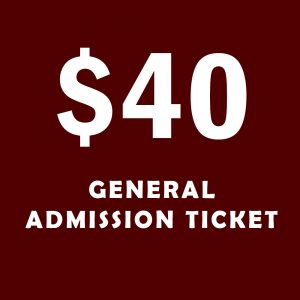 Muster General Admission Ticket