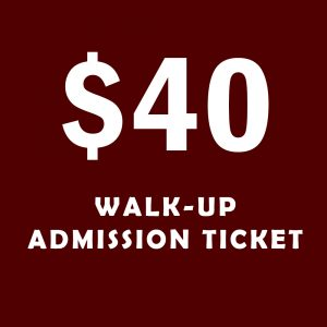 Muster Walk-Up Ticket